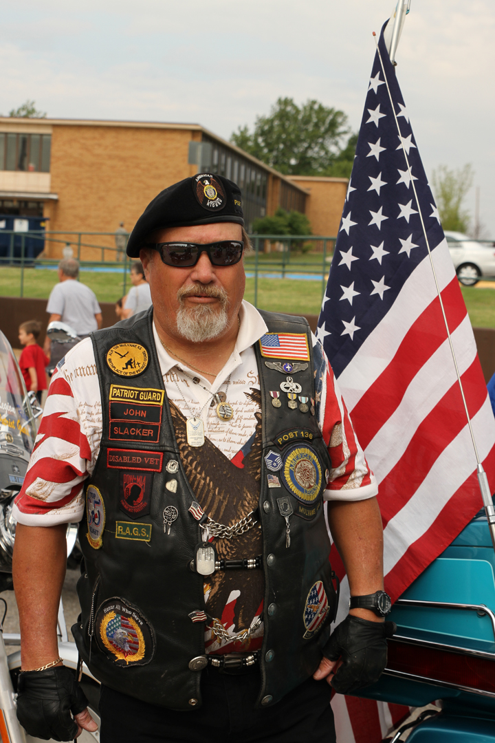 Patriot Guard Member