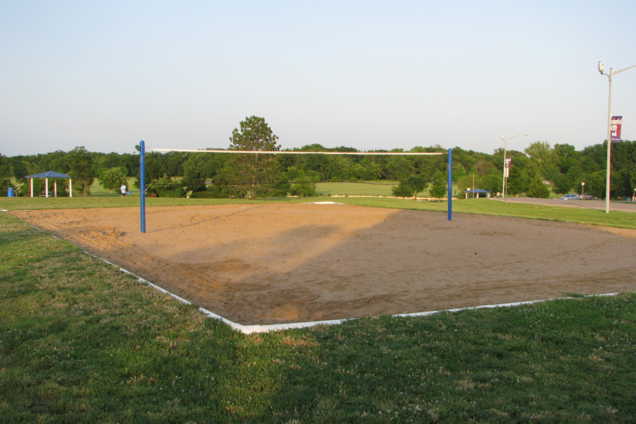 High Park Sand Volleyball