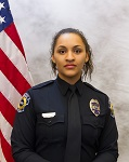 Officer Astacia Keller