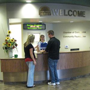 Derby Welcome Center